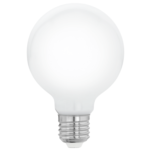 Светодиодная лампа G95 8,5W E27 (теплый свет) 11601