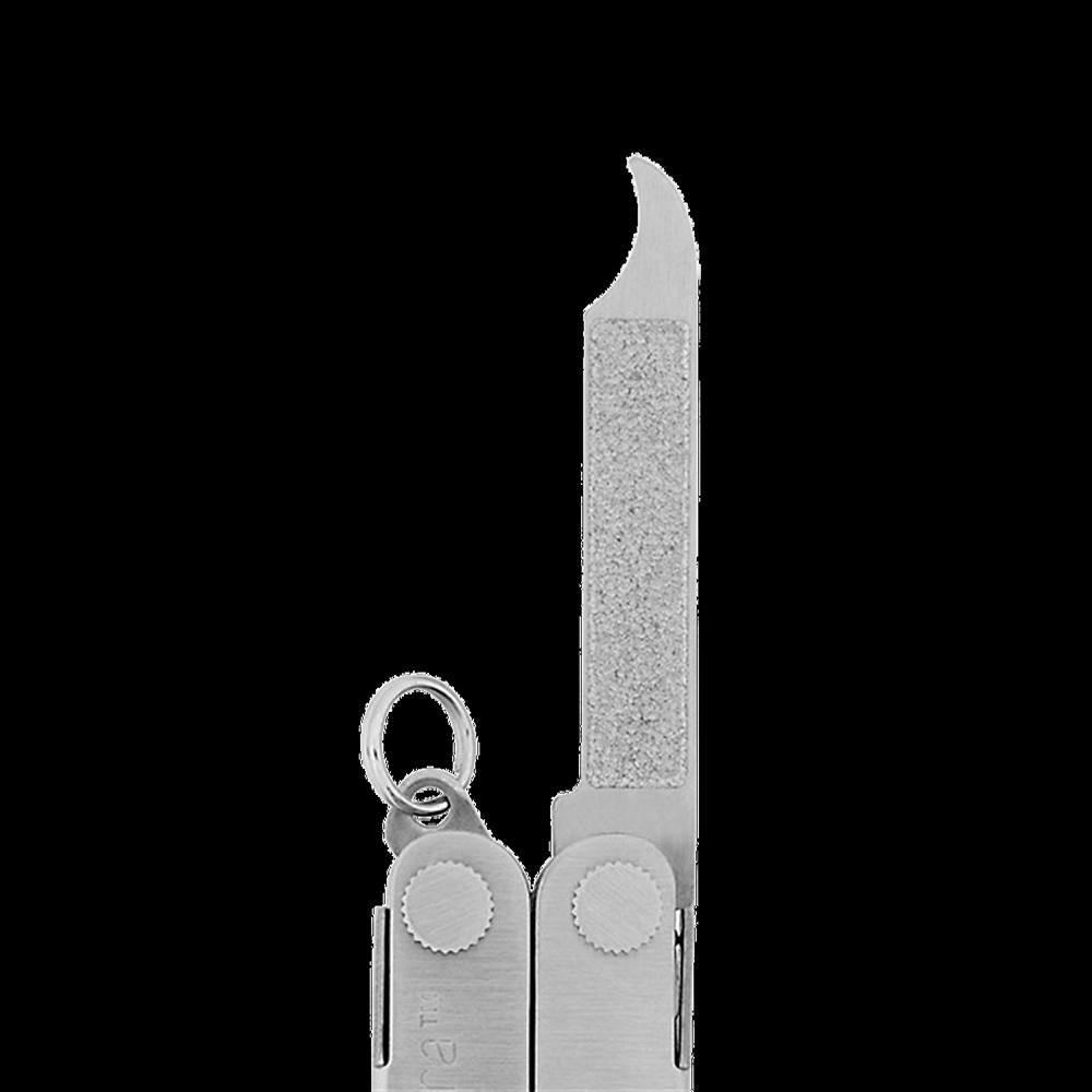 Мультитул Leatherman Micra, 10 функций, кожаный чехол