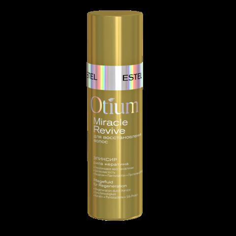 Эликсир для волос «Сила кератина» OTIUM MIRACLE REVIVE, 100 мл