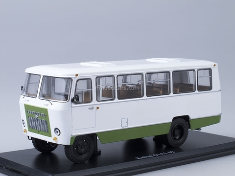Kuban G1A1-02 white-green Start Scale Models (SSM) 1:43