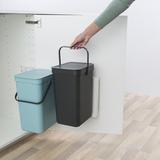 Набор ведер для мусора SORT&GO 12л (2шт), артикул 109980, производитель - Brabantia, фото 4