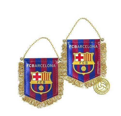 Вымпел Барселона малый