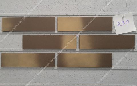 King Klinker - Golden autumn (13), Dream House, 65x250x10, RF - Клинкерная плитка для фасада и внутренней отделки
