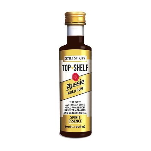 Эссенция Still spirits Top shelf Aussie gold Rum на 2,250 литра самогона/водки/спирта