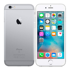 Apple iPhone 6s Plus 128GB Silver - Серебристый