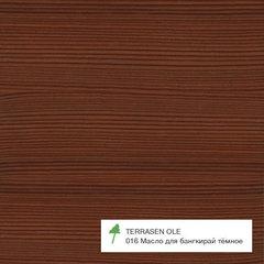 ОСМО 016 цвет Бангкирай темное