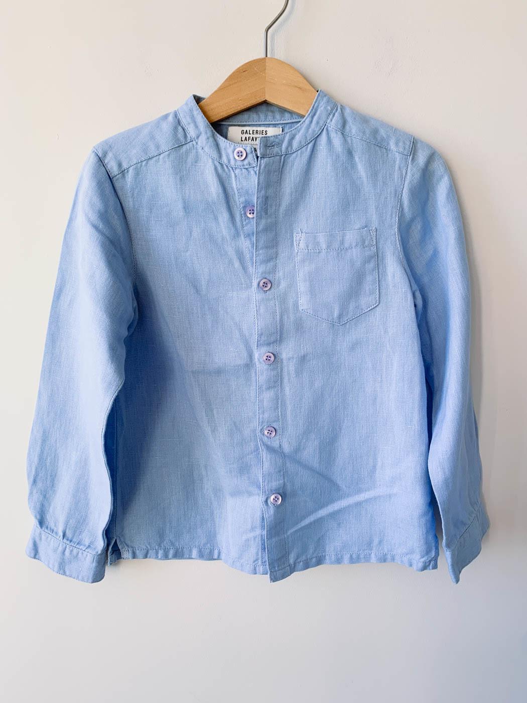 Рубашка Galeries Lafayette