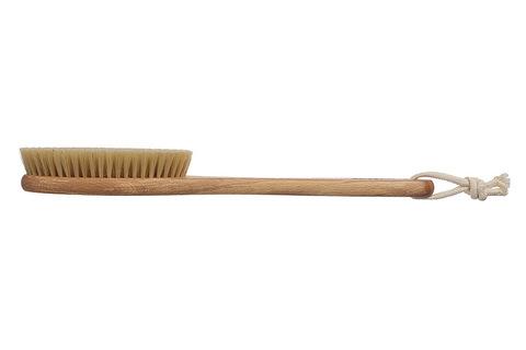 YOZHIK Щётка для сухого массажа (класс XL, натуральная щетина)_3