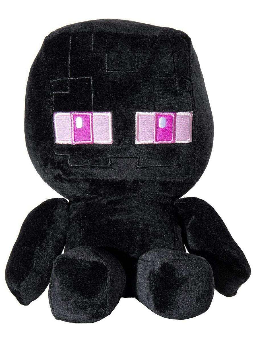 Мягкая игрушка Minecraft Crafter Enderman 23см