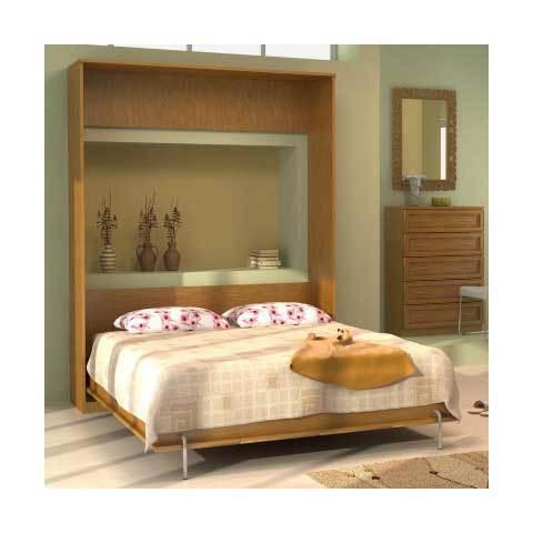 """Шкаф-кровать вертикальная 160 см, """"Гарун"""", арт.К04"""