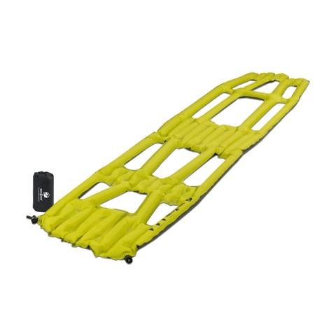 Надувной коврик Klymit Inertia X Frame, желтый
