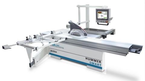 Форматно-раскроечный станок Altesa HUMMER SMART