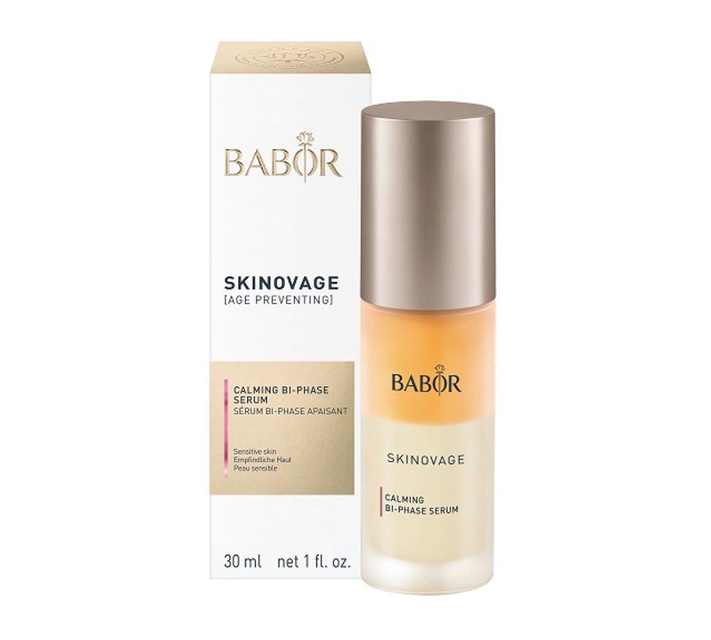 Сыворотка двухфазная Babor Skinovage Calming Bi-phase Serum 30ml