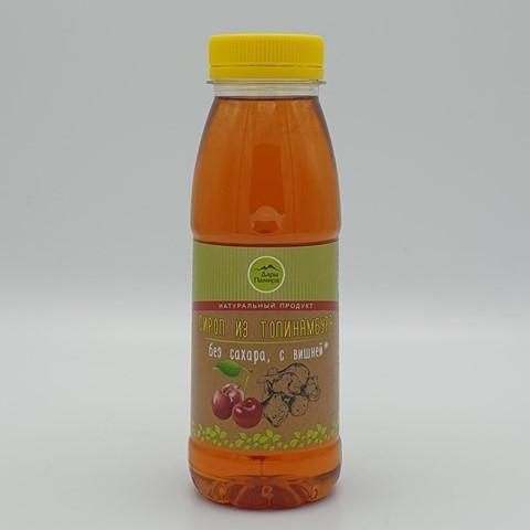 Сироп из топинамбура с вишней ДАРЫ ПАМИРА
