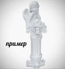 Силиконовый молд Колонна /постамент  3D