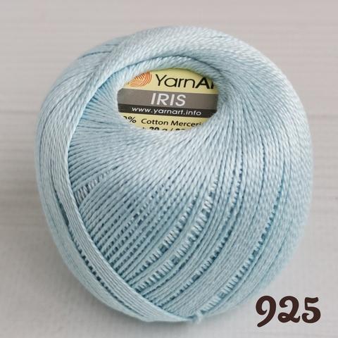YARNART IRIS 925, Светлый голубой