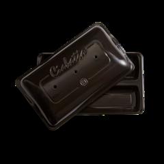 Форма Moule Ciabatta для выпечки чиабатты Emile Henry (базальт)