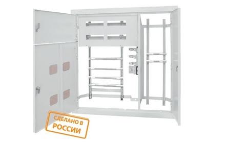 Корпус щита этажного 6 кв. (1010х950х140) TDM