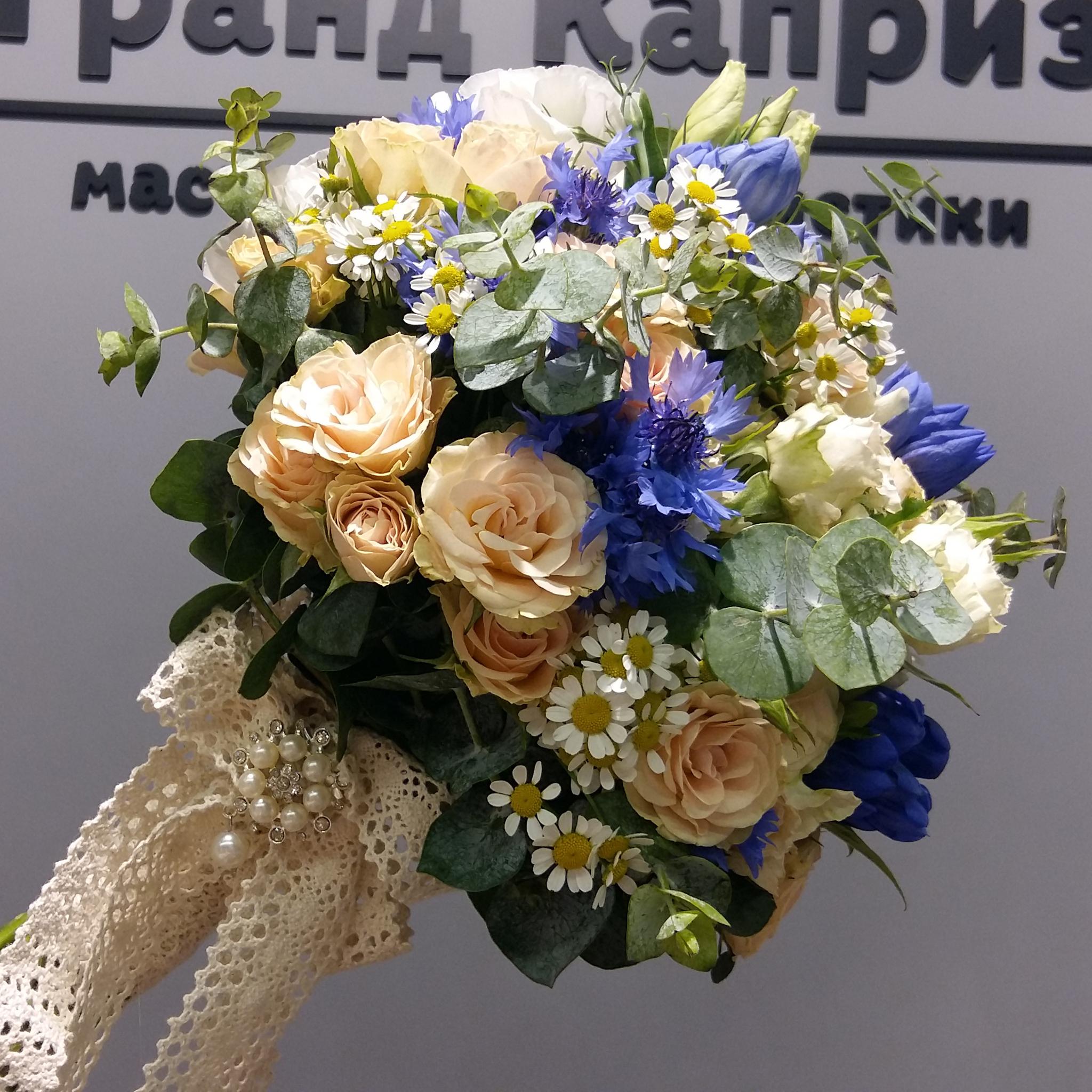Букет невесты №14