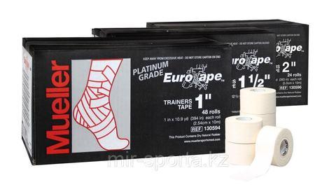 130516 Eurotape seam, тейп  для Европейских техник тейпирования (5,0см-10м) в уп. 24 рул  2''