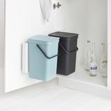 Набор ведер для мусора SORT&GO 12л (2шт), артикул 109980, производитель - Brabantia, фото 5