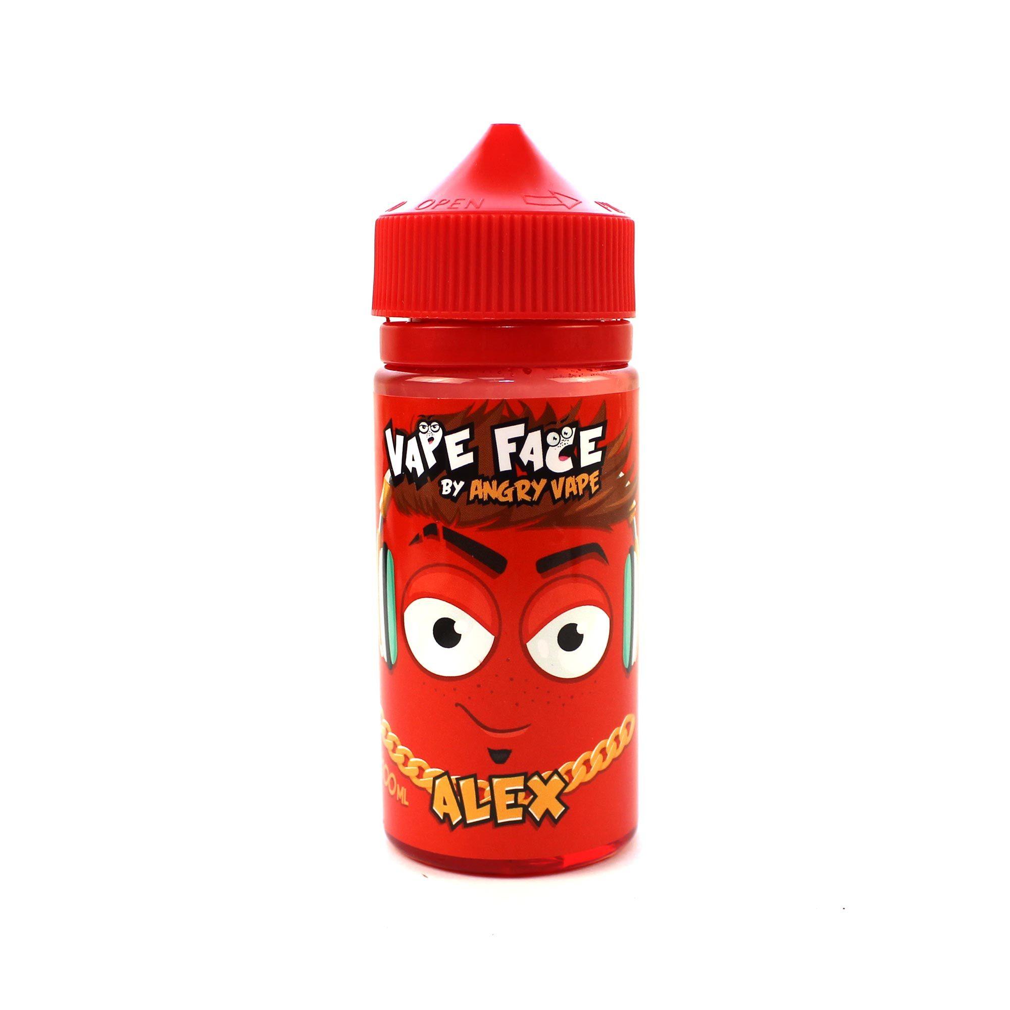 Жидкость Vape Face Alex
