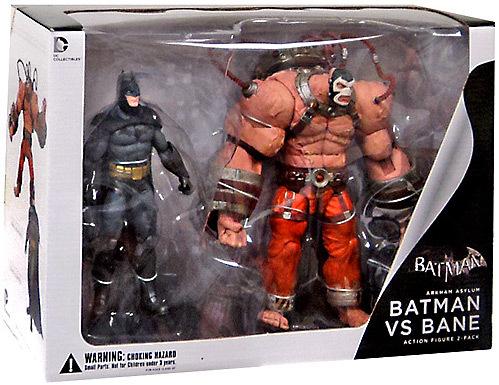 Batman Arkham Asylum: Batman & Bane 6