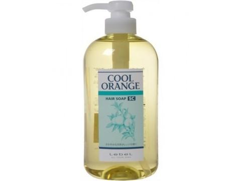 Шампунь для волос COOL ORANGE HAIR SOAP SUPER COOL, 600 мл.