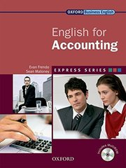 ENG FOR ACCOUNTING SB & MULTIROM PACK