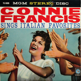 Connie Francis / Sings Italian Favorites (LP)