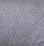 Пряжа Alize Baby Wool 119 серый
