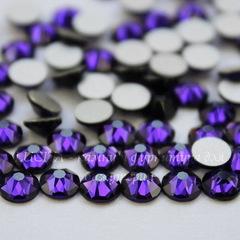2088 Стразы Сваровски холодной фиксации Purple Velvet ss 20 (4,6-4,8 мм), 10 штук