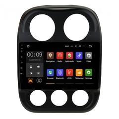 Штатная магнитола на Android 6.0 для Jeep Compas Roximo 4G RX-2203