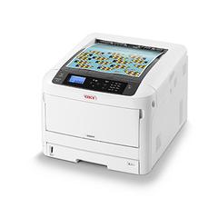 Цветной принтер OKI C824N