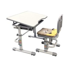 Rifforma Комплект парта и стул с чехлом SET-10 цвета в ассортименте (RFDC-0310)