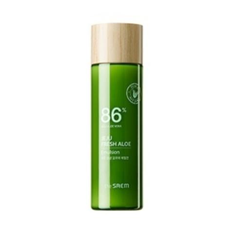 the Saem Jeju Fresh Aloe Emulsion
