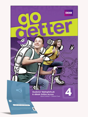 GoGetter 4 MyEnglishLab & eBook Online Access  ...