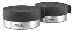 Набор контейнеров Matador Airtight Canister 100ml (MATCANL2001G) металлик