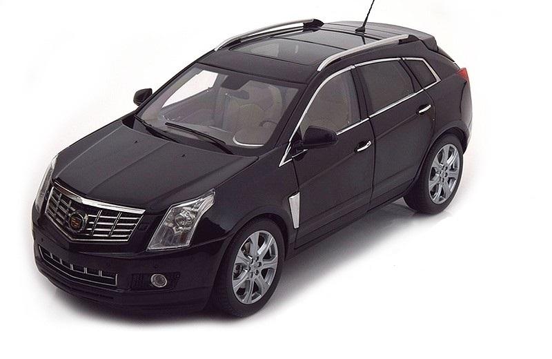 Коллекционная модель Cadillac SRX Crossover 2014