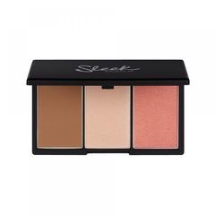 Палетка для скульптурирования Sleek MakeUP Face Form Light 373