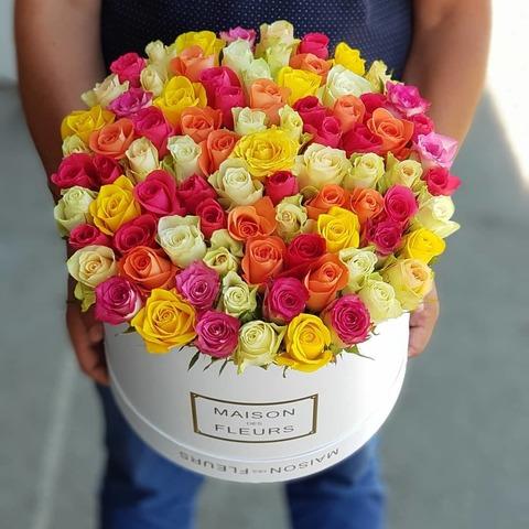 Коробка Maison Des Fleurs Микс 14