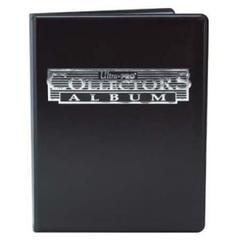 Ultra-Pro - Черный альбом с листами 2x2
