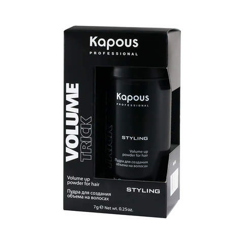 Kapous Professional Пудра для создания объема на волосах «Volumetrick», 7 г