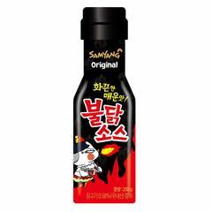 Соус острый SamyangHot chicken flavor sauce со вкусом курицы 200 гр