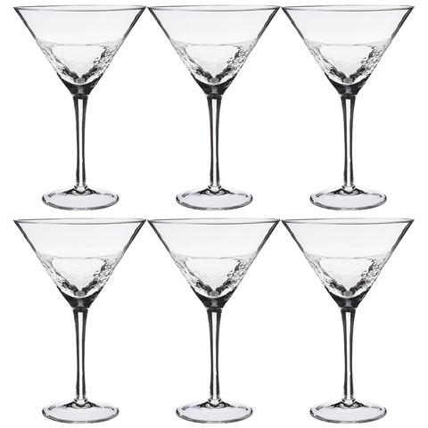 Набор бокалов для коктейлей из 6 шт. «АЙСБЕРГ», 350 мл