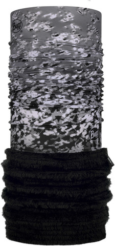 Теплый шарф-труба трансформер Buff Polar Thermal Oara Black фото 1