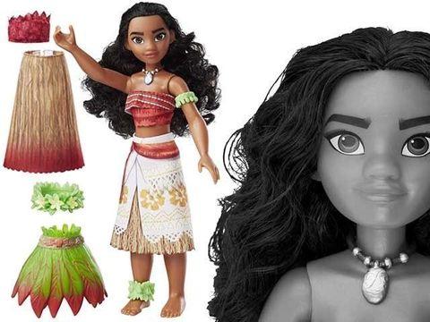 Кукла Моана Дисней в магазине Магия кукол