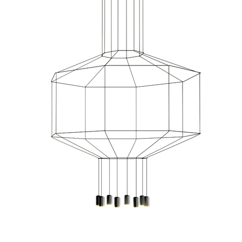 Подвесной светильник копия Wireflow 0299 by Vibia