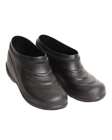 Галоши из ЭВА, цв. черные