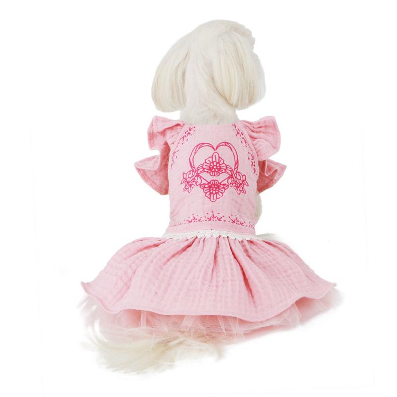 207 PA Платье для собак ROSE